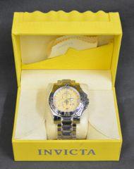 INVICTA 15305 Excursion Chronograph Gold Dial Men's Watch