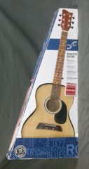 First Act MG394 3661070 36-inch Acoustic Guitar - Brown