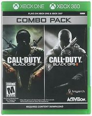Activision Call of Duty: Black Ops 1 & 2 Combo Pack (Xbox360/Xbox One)