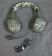 Turtle Beach TBS-2025-01 EAR FORCE Recon Camo Wired Gaming Headset