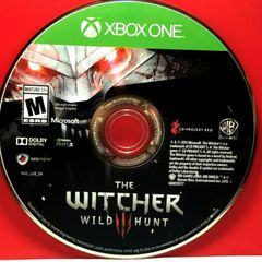 Witcher 3: Wild Hunt (Microsoft Xbox One, 2016) DISC ONLY