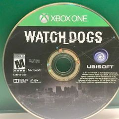 Watch Dogs (Microsoft Xbox One, 2014) DISC ONLY