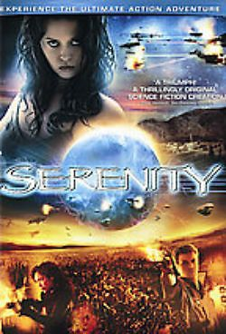 Serenity (DVD, 2005, Anamorphic, FULL SCREEN)