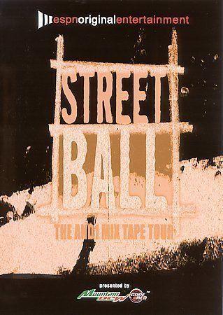 Streetball: The And 1 Mix Tape Tour - Season 1 (DVD, 2003, 2-Disc Set)