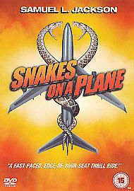 Snakes On A Plane (DVD, 2006)