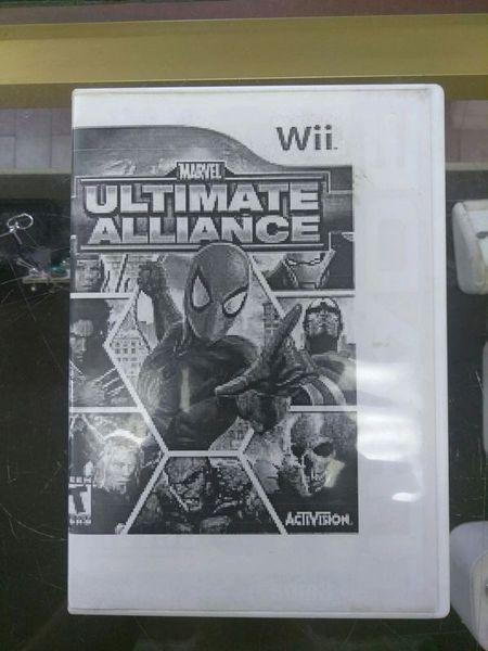 Marvel: Ultimate Alliance (Nintendo Wii, 2006)