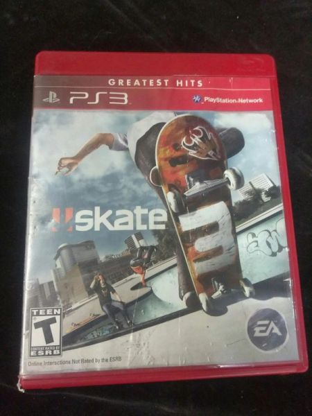 Skate 3 (Greatest Hits, PlayStation 3, 2010)