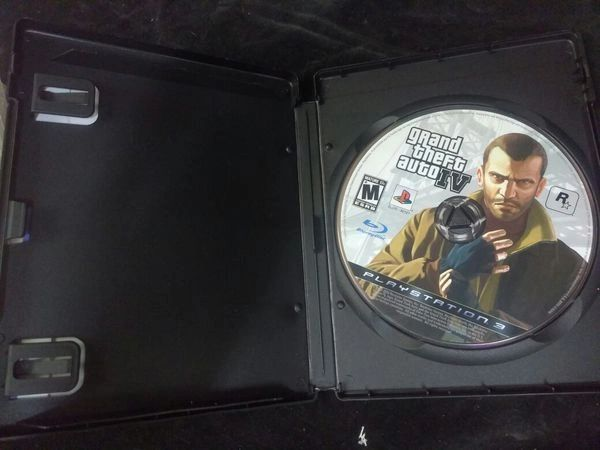 Grant Theft Auto IV (PlayStation 3, 2008)