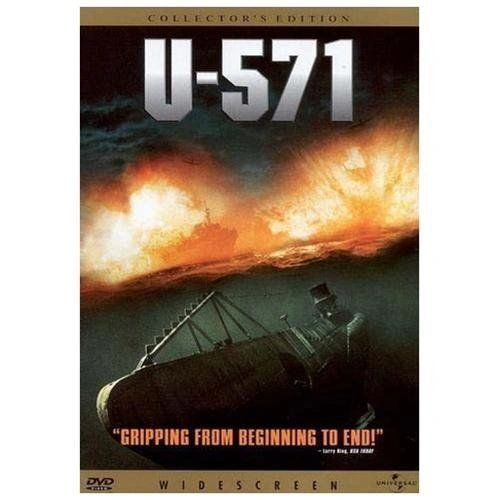 U-571 (DVD, 2000, Collector's Edition, Widescreen)