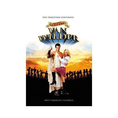 National Lampoon's Van Wilder (DVD, 2002, 2-Discs, Rated R / Unrated Version)
