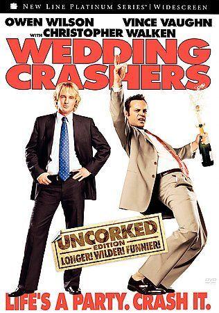 Wedding Crashers Uncorked (DVD, 2006)