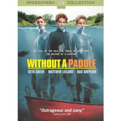 Without A Paddle (DVD, 2005, Widescreen Collection)