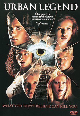 Urban Legend (DVD, 1999)