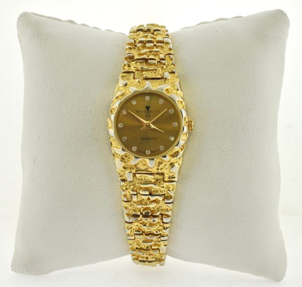 Hour Glass Womens Watch