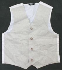 Boys dress vest size 6