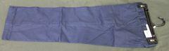 Girls GEORGE Navy Blue School Uniform Boot Cut Pants Size 8