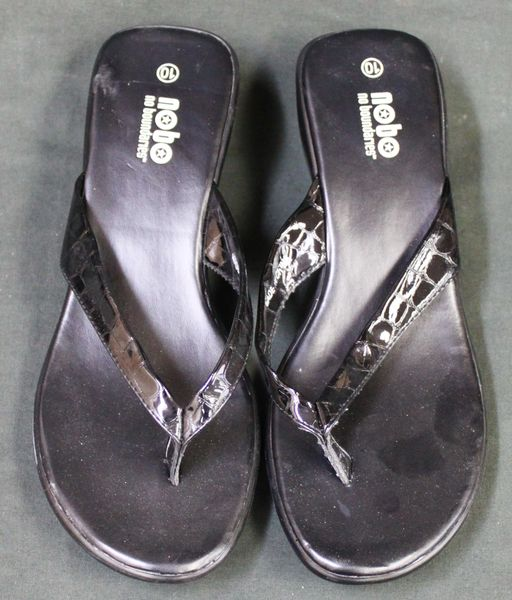 Women's NOBO Pristine Wedge Thong Sandal