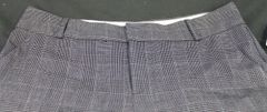 Norma Kamali Women Cropped Pants Tweed Size 12