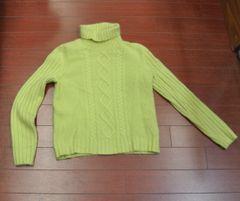 Hillard & Handson Turtleneck Sweater Size M USED