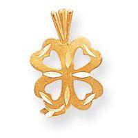 4 Leaf Clover Pendant (JC-714)
