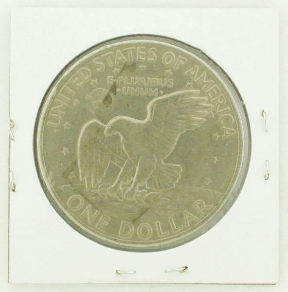 1971-D Eisenhower Dollar RATING: (F) Fine N2-2512-6