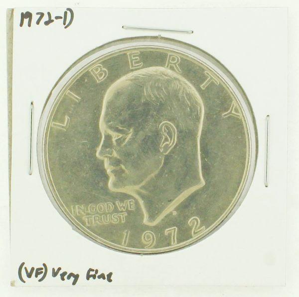 1972-D Eisenhower Dollar RATING: (VF) Very Fine N2-2806-41