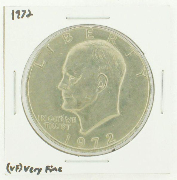 1972 Eisenhower Dollar RATING: (VF) Very Fine N2-3179-03