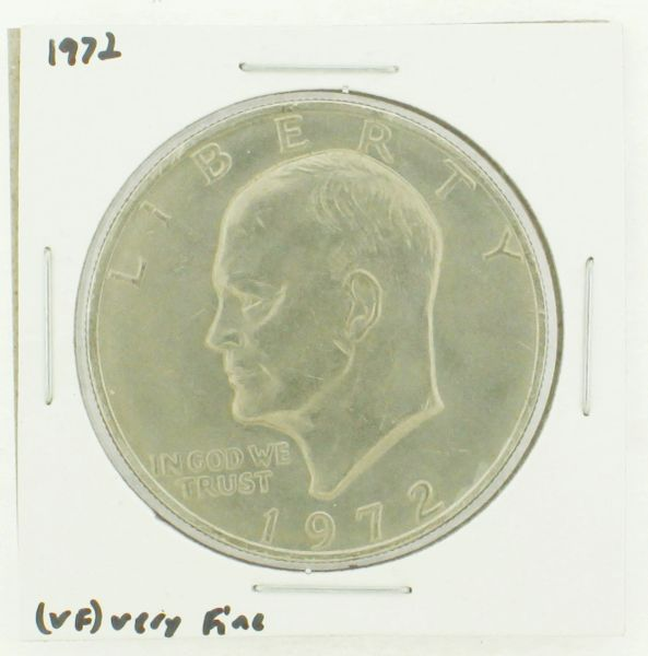 1972 Eisenhower Dollar RATING: (VF) Very Fine N2-3179-04
