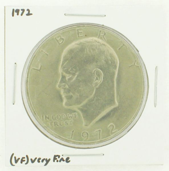 1972 Eisenhower Dollar RATING: (VF) Very Fine N2-3179-05