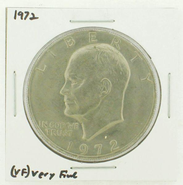 1972 Eisenhower Dollar RATING: (VF) Very Fine N2-3179-07
