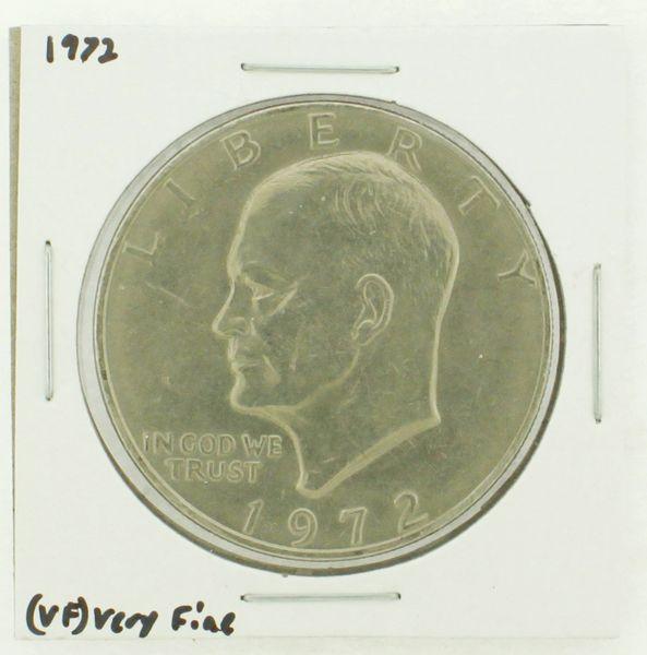1972 Eisenhower Dollar RATING: (VF) Very Fine N2-3179-08