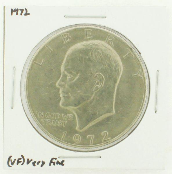 1972 Eisenhower Dollar RATING: (VF) Very Fine N2-3179-09