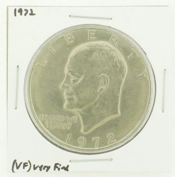 1972 Eisenhower Dollar RATING: (VF) Very Fine N2-3179-10