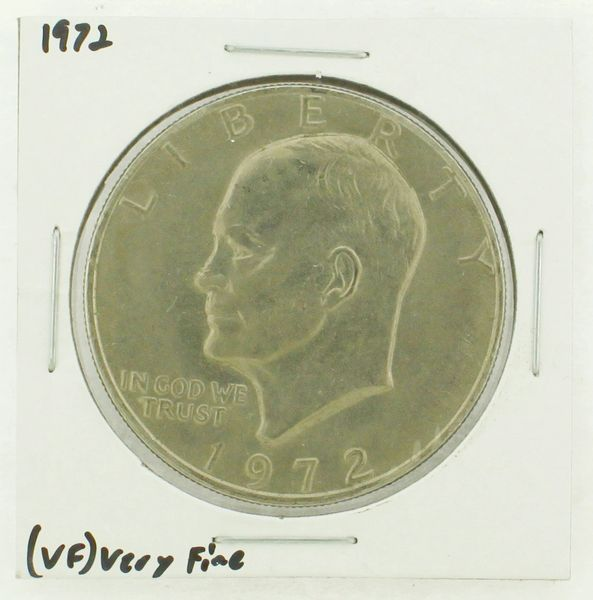 1972 Eisenhower Dollar RATING: (VF) Very Fine N2-3179-11