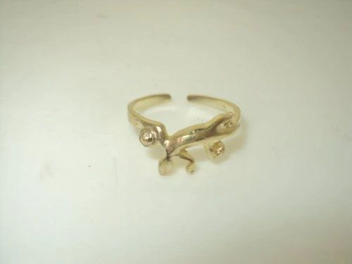 Gecko Toe Ring (JC-933)