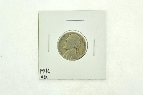 1946 Jefferson Nickel (VG) Very Good N2-3299-1