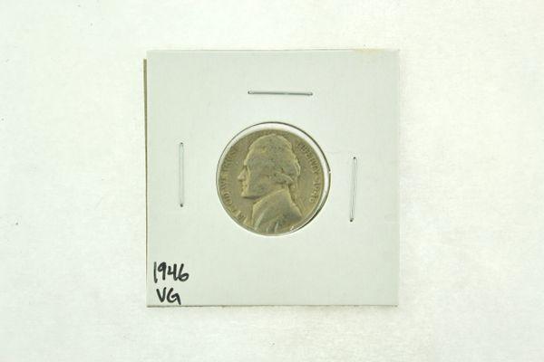 1946 Jefferson Nickel (VG) Very Good N2-3299-4