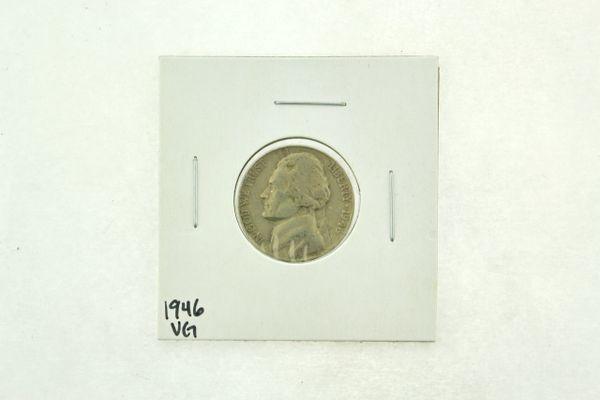 1946 Jefferson Nickel (VG) Very Good N2-3299-5