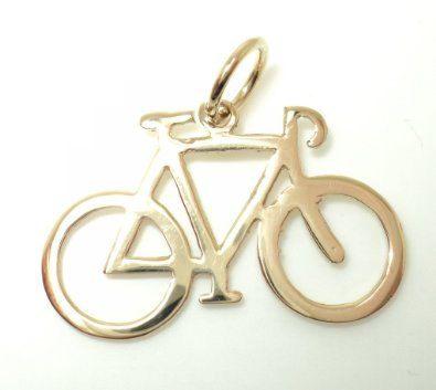 Bicycle Charm (JC-264)