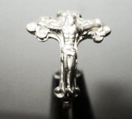 Crucifix Ring (JC-269)