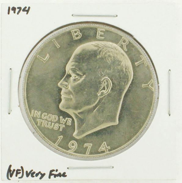 1974 Eisenhower Dollar RATING: (VF) Very Fine N2-3897