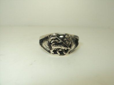 Judah Lion Ring (JC-293)
