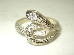 Snake Toe Ring (JC-318)