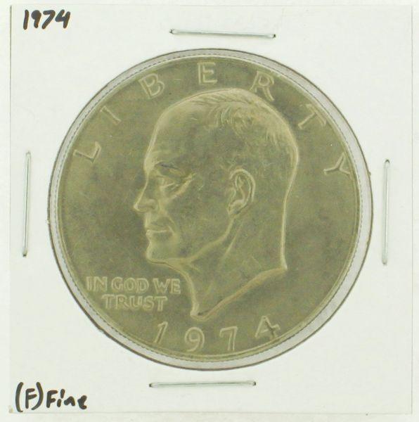 1974 Eisenhower Dollar RATING: (F) Fine (N2-3898-3)