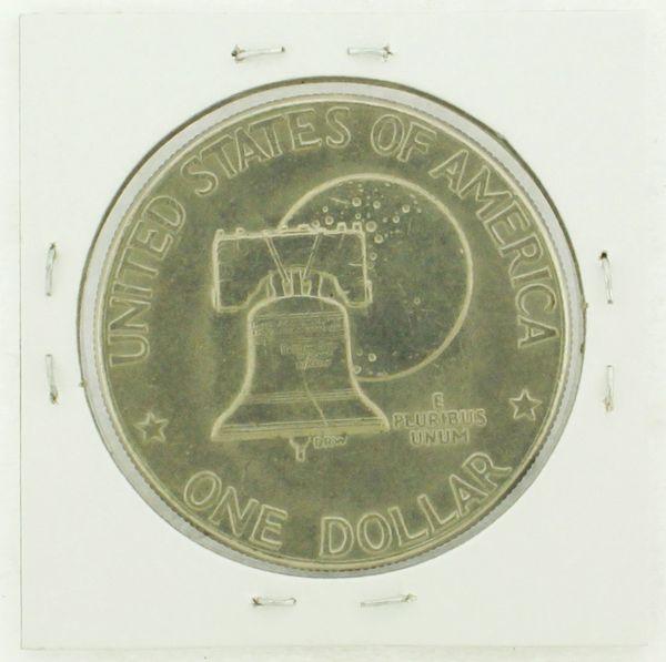 1976-D Type I Eisenhower Dollar RATING: (VF) Very Fine (N2-3934-10)