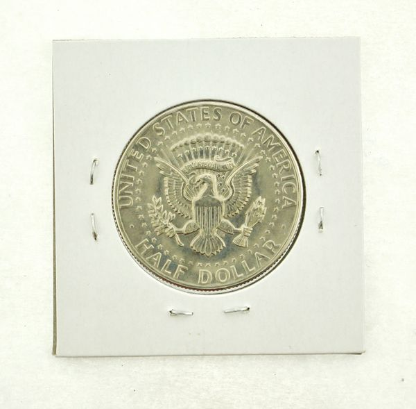 1971-D Kennedy Half Dollar (VF) Very Fine N2-3450-13