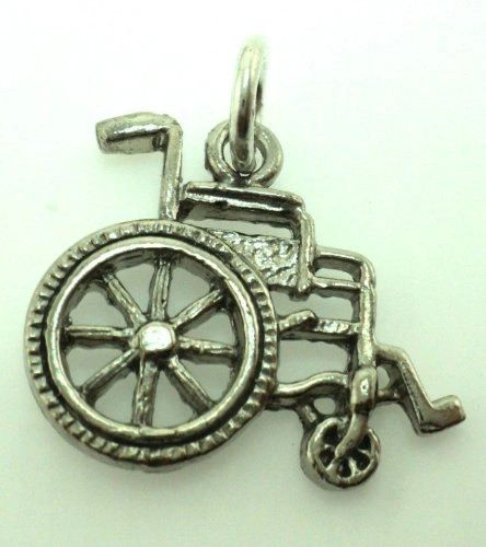Wheelchair Charm (JC-552)