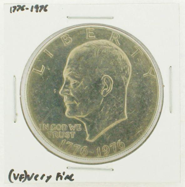 1976 Type I Eisenhower Dollar RATING: (VF) Very Fine (N2-4139-1)