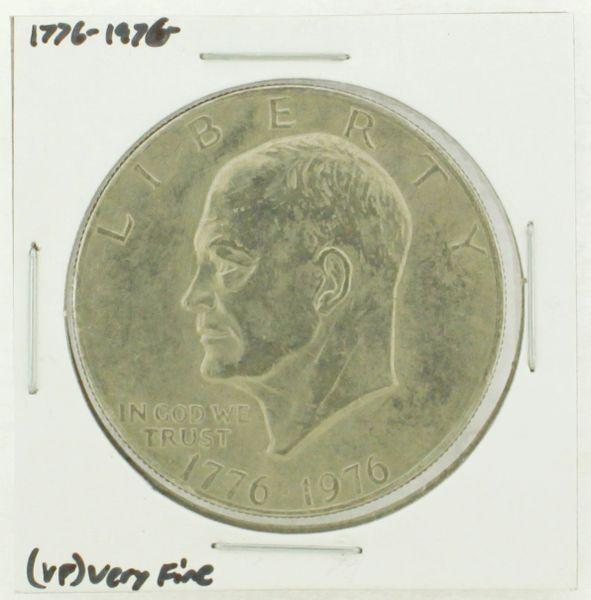 1976 Type I Eisenhower Dollar RATING: (VF) Very Fine (N2-4139-2)