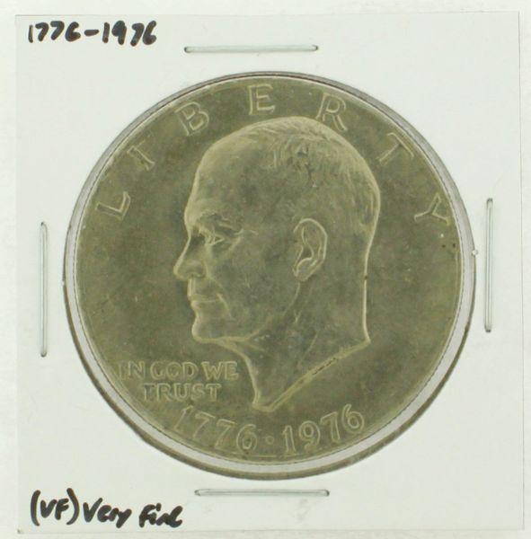 1976 Type I Eisenhower Dollar RATING: (VF) Very Fine (N2-4139-3)